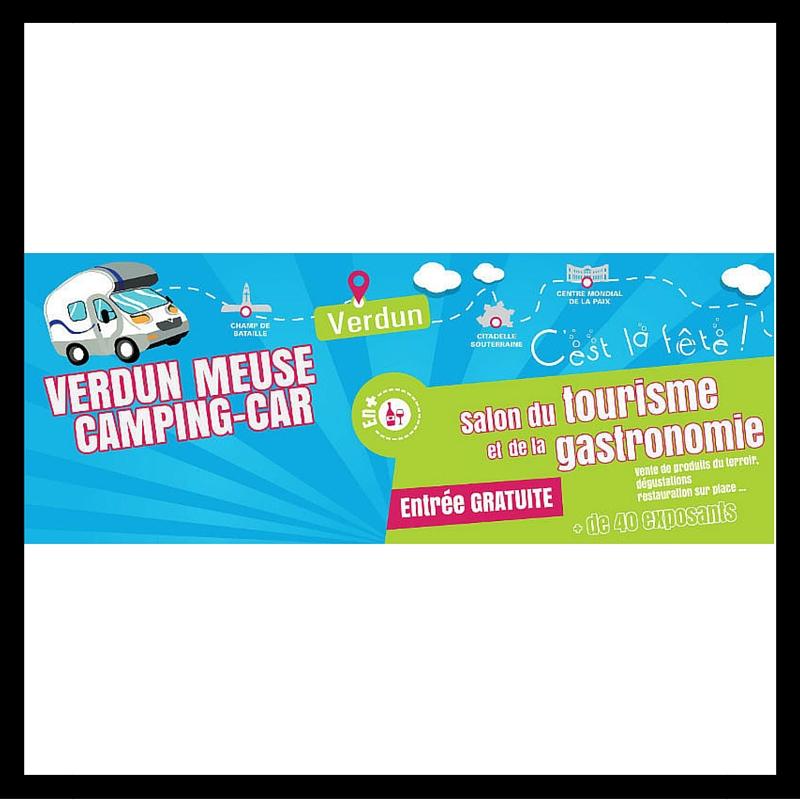Salon du camping car de la gatronomie et du tourisme for Salon du camping car angers