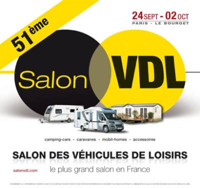 Salon des v hicules de loisirs 2016 le bourget paris - Salon des loisirs creatifs paris ...