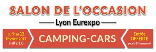 Salon Du Camping Car D Occasion à Lyon Eurexpo