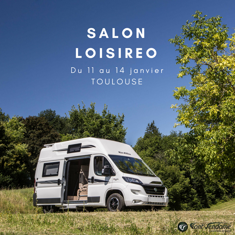 Salon du camping car et du fourgon am nag toulouse - Salon du modelisme toulouse ...