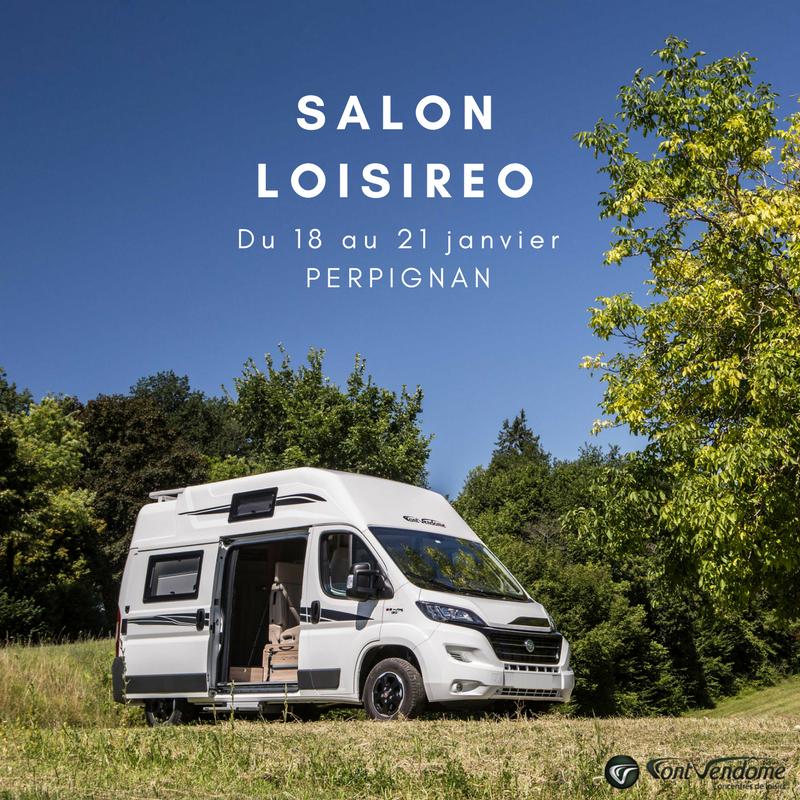 Salon du camping car et du fourgon am nag perpignan - Salon camping car bruxelles ...