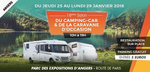 Salon du camping car angers - Salon de la caravane d occasion ...