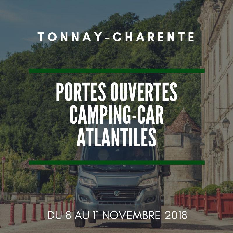 Portes ouvertes camping car atlantiles font vend me - Porte ouverte camping car ...