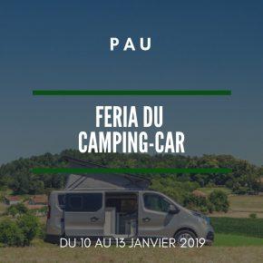 Feria Pau 2019 Camping-car