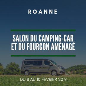 Salon camping-car et fourgon aménagé de Roanne