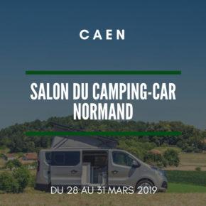 Salon du camping-car Normand 2019