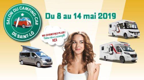 Salon du camping-car de Saint Lô