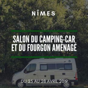 Salon du camping-car et du fourgon aménagé de Nîmes