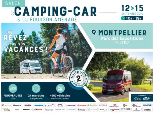 Salon du camping-car de Montpellier