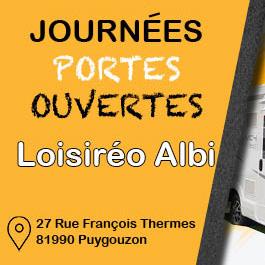 Journée portes ouvertes Loisiréo Albi