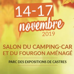 Salon du camping-car et du fourgon aménagé de Castres 2019