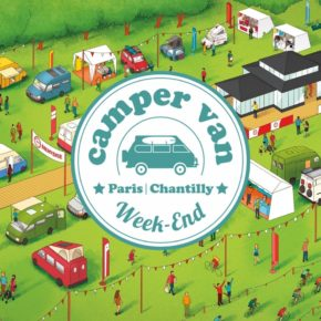 Camper Van Week-end Paris Chantilly 2020